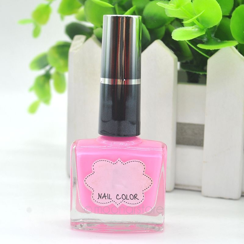 12ml Fashion Candy Color Nail Polish for Girls Nail Varnish Lacquer Paint Nail Tools Makeup Cosmetics Accessories Y55*HJ0176#C5(China (Mainland))