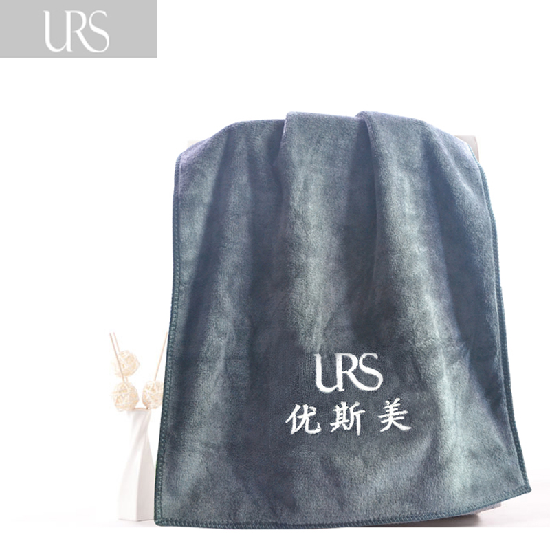 URS nail 77*36cm Soft Elegant Cotton Terry Hand Towels for Adults Decorative Luxury Face Hand Towels(China (Mainland))