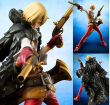 9″23CM Anime POP One Piece Film Z Sanji with Red Trousers PVC Action Figure Collection Toy Model Free Shipping KB0613
