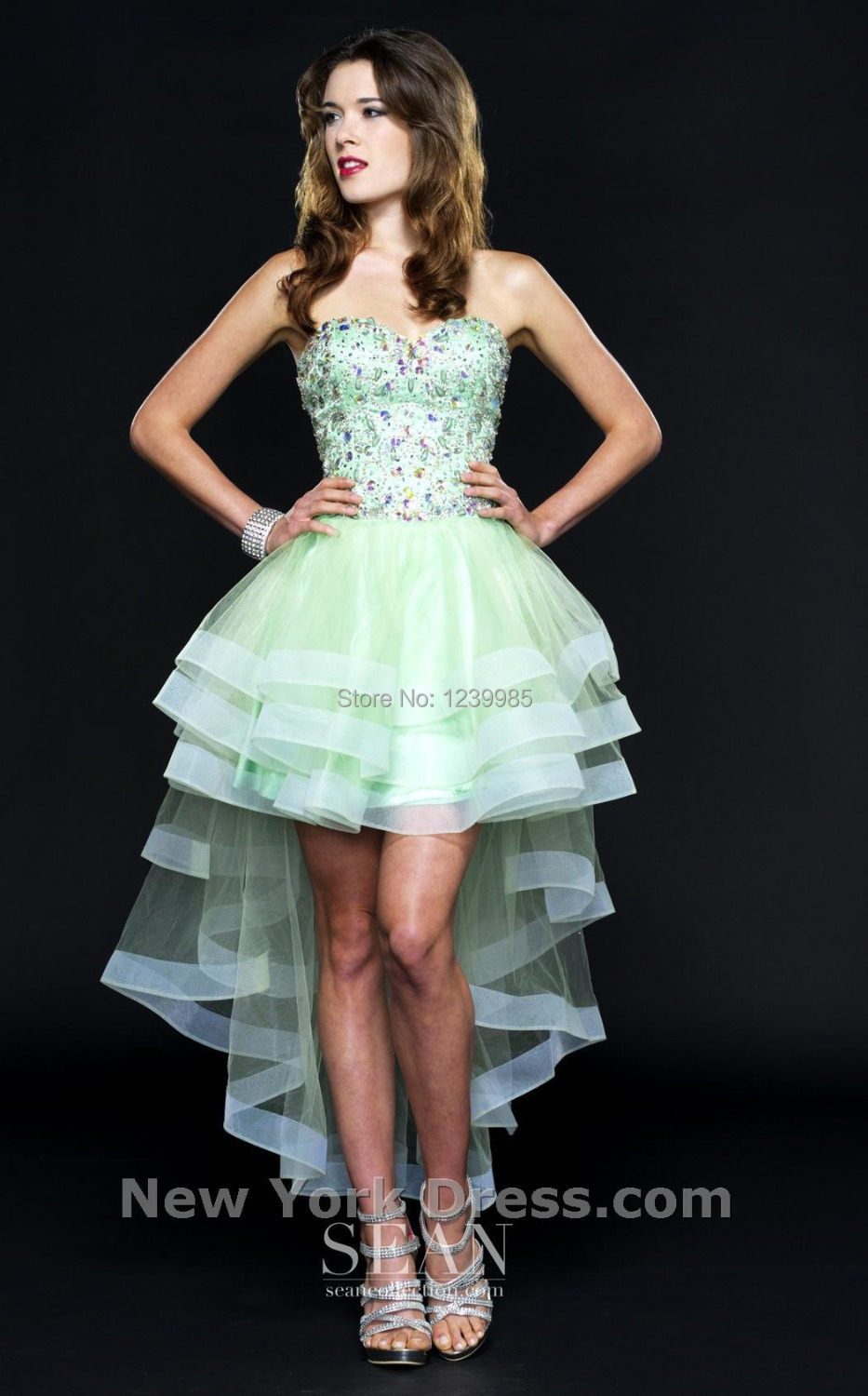 Winter Formal Dress