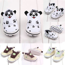 Baby Shoes Girl Boy Cotton Sneakers Soft Sole First Walkers Shoes