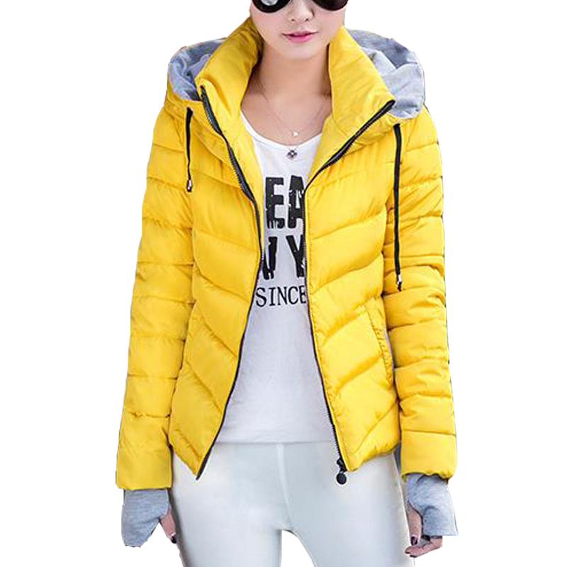 New style hot sale women coat fashion Autumn Winter female jacket short parkas casual fashion keep warm jackets parka(China (Mainland))