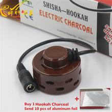 Новый бездымного высокое качество электронные угля для кальян-бар и кальян кальян уголь аксессуары гаджеты RY0811