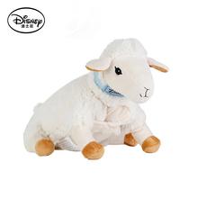 Disney Lamb Plush Stuffed Toy+Blanket+Pillow Cushion Portable Office Rest Warm Pillow Quilt Toys Alpaca Peluches Juguetes Dolls(China (Mainland))