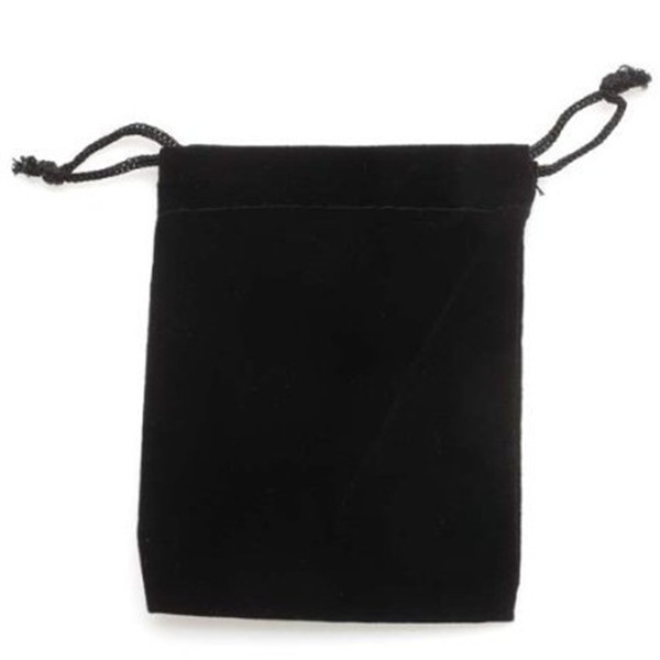 Wholesale Promotion - Black Velvet Cloth Jewelry