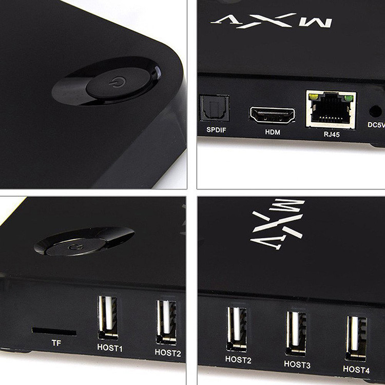 Smart Iptv Box MXV With IPTV Apk IUDTV 6 Months Full ...