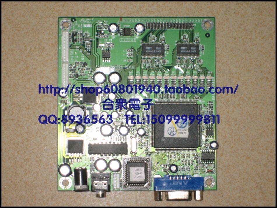 product Free shipping! ! ! Original testing work 36TF1766 F2C REV.C driver board