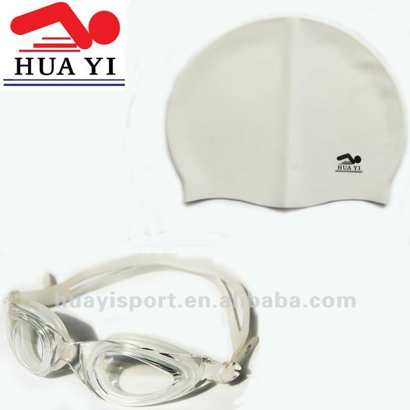 Popular Goggles Caps For Swimming Pool In Swimming Caps From Sports Entertainment On