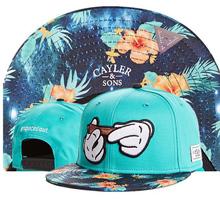 2016 new Adjustable men&women Hip Hop Cayler Sport Snapback Caps Baseball Caps Hip Hop Hats(China (Mainland))