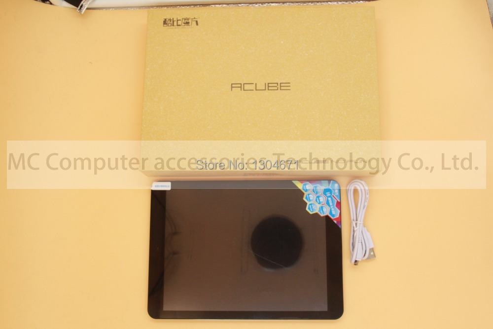 Newest Cube i6 Air 3G Dual Boot Tablet PC Windows 8 1 Android 4 4 2GB