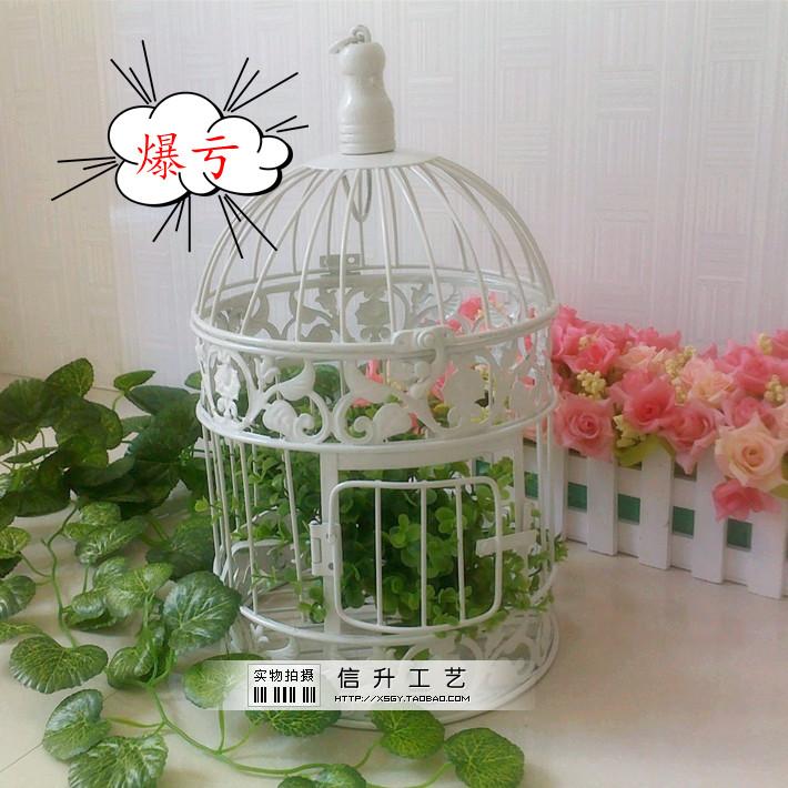 Decoratieve vogelkooien koop goedkope decoratieve for Vogelkooi decoratie