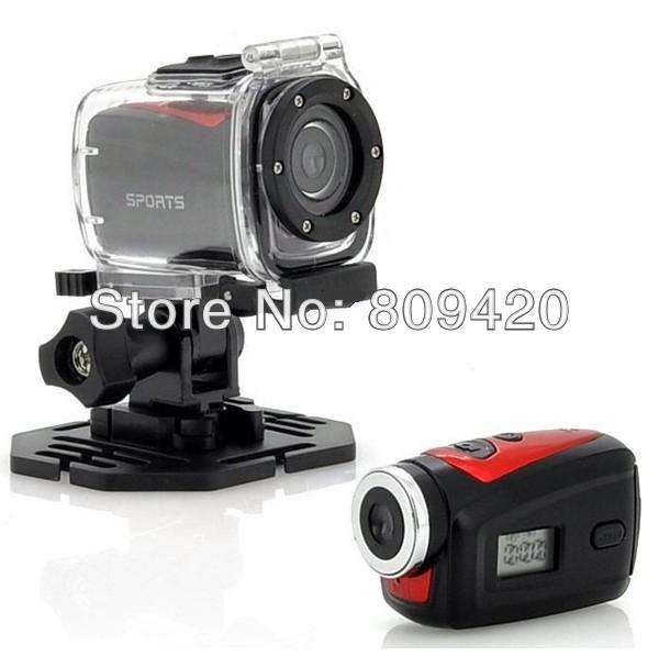 Super Mini Smallest Portable Extreme Sport Action Helmet Camera,720P HD,TV OUT,Waterproof 3M,BIke Camera Camcorder DV - JST-Shop store
