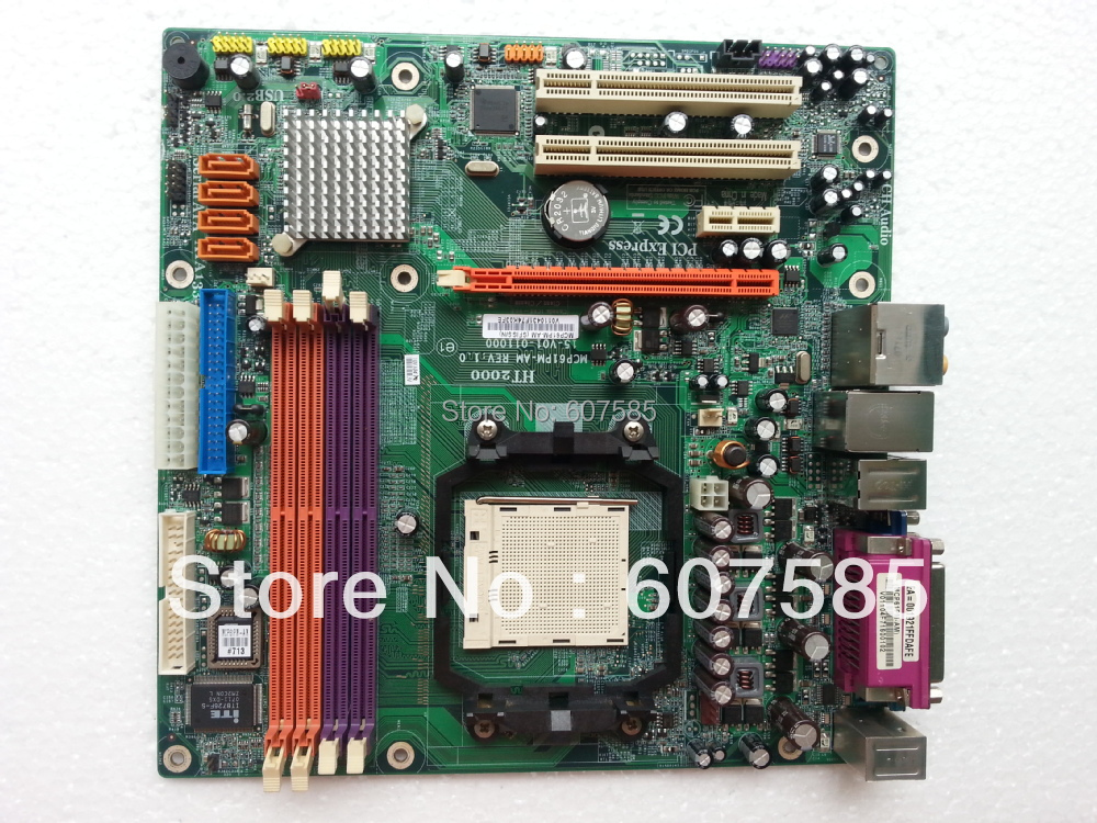 desktop motherboard For Acer MCP61PM-AM mainbard&amp;Free Shipping<br><br>Aliexpress