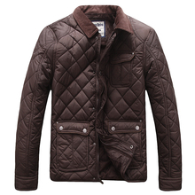 2015 New Arrival Men's Winter Coat Padded Jacket Autumn Winter Out wear Men's Casual Coat