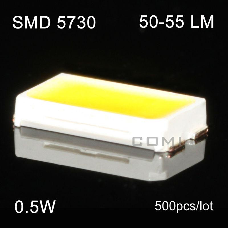 Здесь можно купить  ultra bright diode led 5630 smd 5730 smd 50-55 lm 0.5w lamps for led light string par light smd leds light and low failure#  Свет и освещение