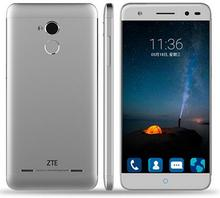 Free Case ZTE Blade A2 MTK6750 Octa Core 4G LTE Smartphone 5.0 inch HD 2GB + 16GB Android 5.1 13MP Dual SIm Touch ID Cellphone(China (Mainland))