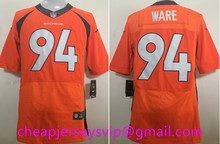 Wholesale 2016 Denver Broncos Owen Daniels T.J. Ward Paxton Lynch DeMarcus Ware Aqib Talib Derek Wolfe For Men, Stitched Logo(China (Mainland))