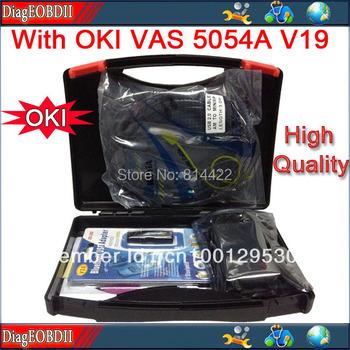 2014Newest With OKI Chip VAS 5054A  ODIS softwar  VW A.udi high quality vas5054a diagnostic tool ( Support UDS Protocol) l