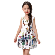 2-7T Milan Creations Girl Dress Butterfly Baby Kids Dresses For Girls Princess Dress Girls Milan Creations Vetement Fille(China (Mainland))