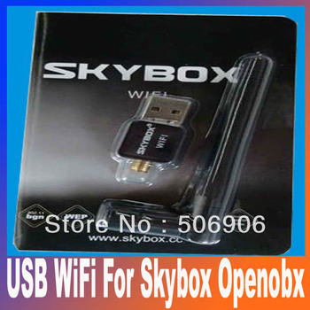 Mini 150M Skybox USB WiFi Wireless Network Card 802.11 n/g/b LAN Adapter best for 3601 Skybox M3 F3 F5 OPENBOX X5 free shipping