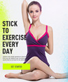 Anti Sweat Women Fitness Yoga Top Shirts Fitness Sportswear for Women Gym Running Shirts Sports Tank