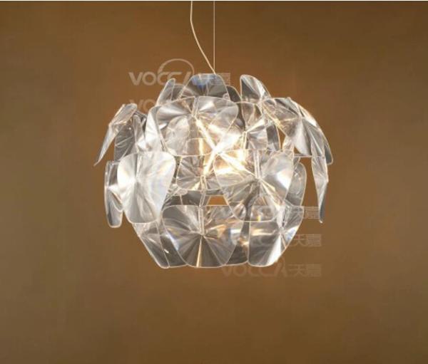 Dia 24.2'' Milan Francisco Gomez Paz Design luxury lamps Luceplan Hope lustres e pendentes Contemporary Modern Pendant Lights(China (Mainland))