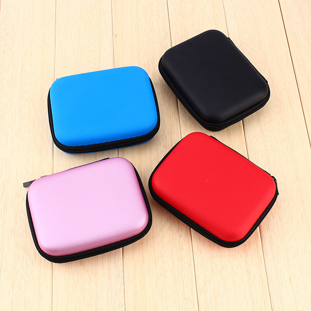 Hand Carry Case Cover Pouch For External HDD Hard Disk Drive Protect New(China (Mainland))