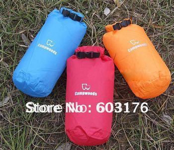 Free shipping 8L Compress Dry bags Outdoor Travel Floating Organize Bag Portable Waterproof Bags