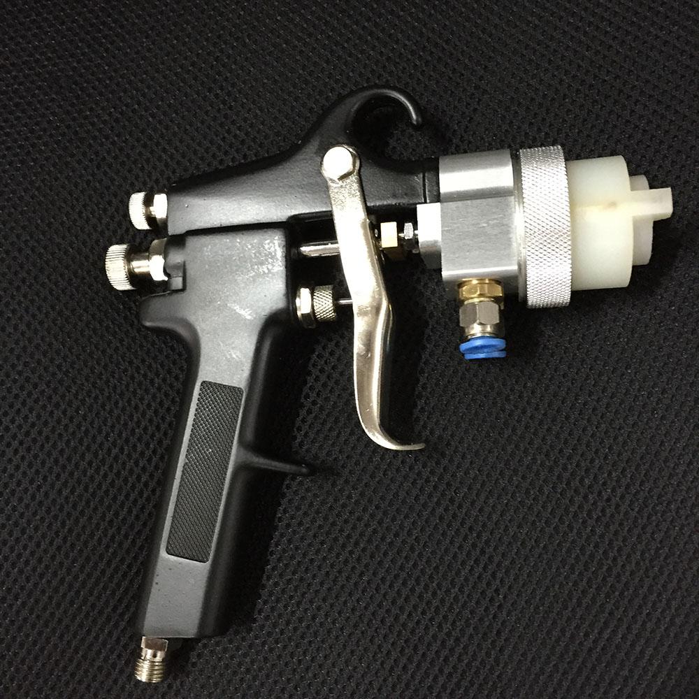 Здесь можно купить  SAT1182 compressed air spray automotive paint gun pneumatic air paint sprayer hvlp nozzle 1.3  Инструменты