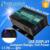 1000W peak LED display 500W 12V 24V to 120V 240V dc to ac converter off grid true pure sine wave inverter solar power generator