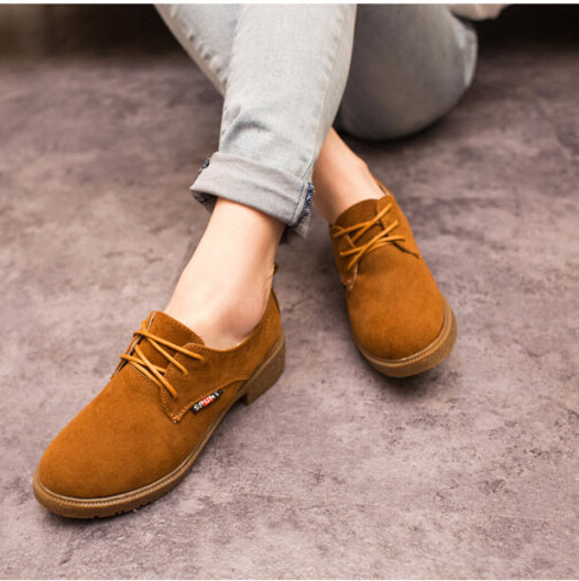 2014 new sping and autumn women boots,fashion single shoes,England style flat with casual shoes for women drop shipping XWD763(China (Mainland))