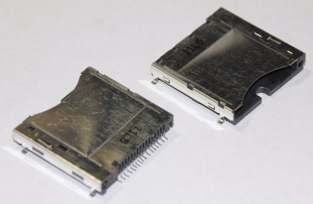2X Original for Nintendo for DS Lite Card Reader Slot Game Card Socket Replacement(China (Mainland))