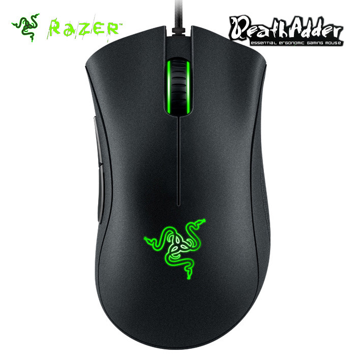 Razer Deathadder Chroma The World's Best Gaming Mouse 10000dpi optical sensor Up to 300 inches per second/50g acceleration(China (Mainland))