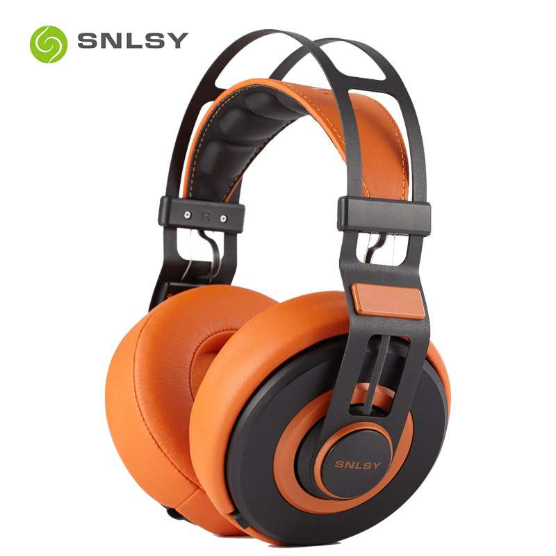 SNLSY Original Hi-Fi Headphones Music Gaming Headset Open Dynamic Stereo Audio Headset Wired Steelseries Earphones for Phones(China (Mainland))
