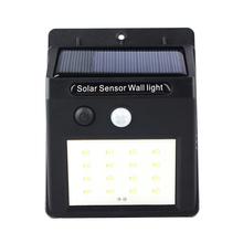 Buy Wireless Solar Powered 16 LED Solar Light, Waterproof IP65 PIR Motion Sensor Outdoor Fence Garden Light Pathway Wall Lamp for $11.47 in AliExpress store