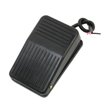 Promotion! SPDT Nonslip Plastic Momentary Electric Power Foot Pedal Switch(China (Mainland))