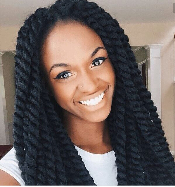 12 Roots Piece Good Feedback Havana Twist Braids Crochet
