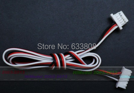 Series osd gps cable line connector adapter diy rc toy fpv aircraft wireless remote control airplane helicopter robot plane air(China (Mainland))