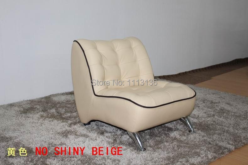 Free shipping wholesale high quality real leather kids sofa chair, children sofa chair KC-01C#(China (Mainland))