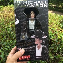Michael Jackson Michael Jackson Michael jackson dolls hand model Limited Collector's movable(China (Mainland))