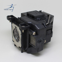 180 Days Warranty Projector lamp V13H010L67 ELPLP67 for Epson EB-W12 EB-X02 EB-X11 EB-X12 EB-X14 EX3210 EX5210 EB-W16 Projector(China (Mainland))