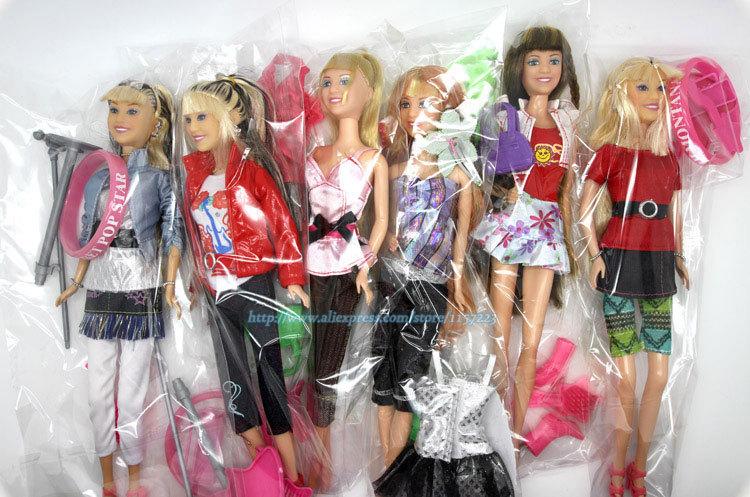 Hannah Wig Doll 96