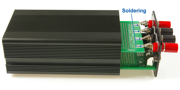 Fullaluminum DIY black chassis amplifier case enclosure headphone Cabinet DAC box  132mm x 74.6mm x 49mm
