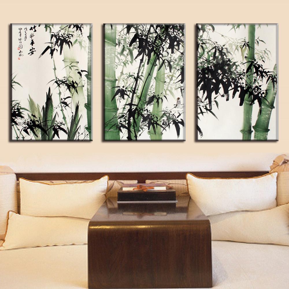 Achetez en gros chinois peinture toile en ligne des grossistes chinois pein - Toiles decoratives murales ...