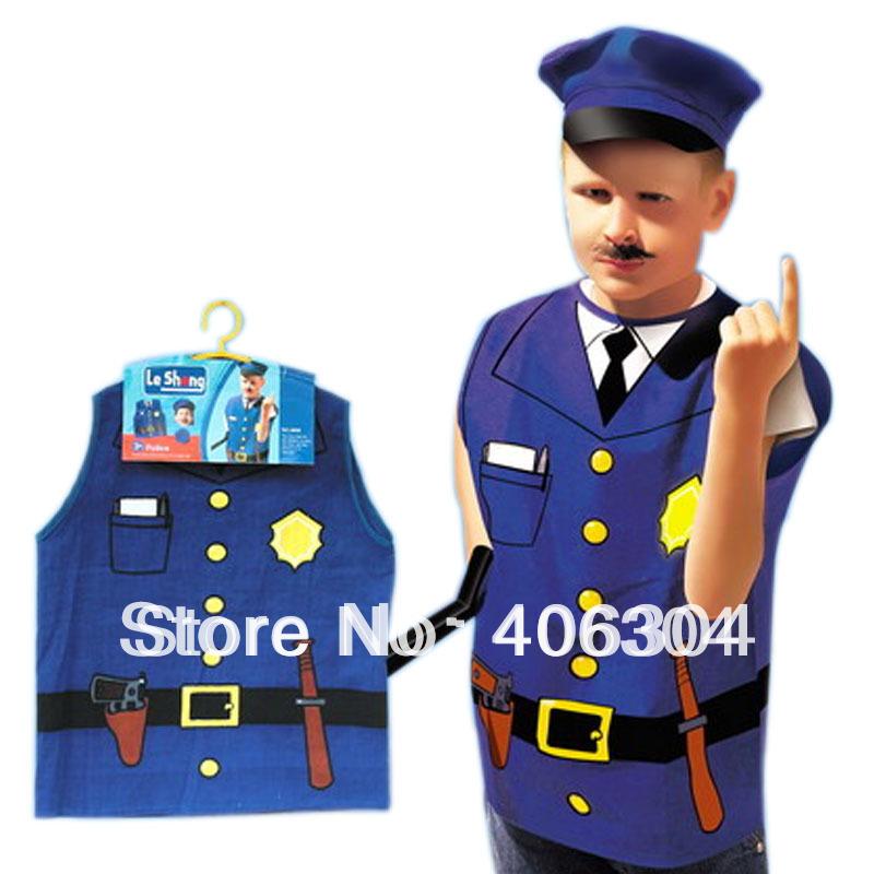 Одежда Полицейского Для Детей