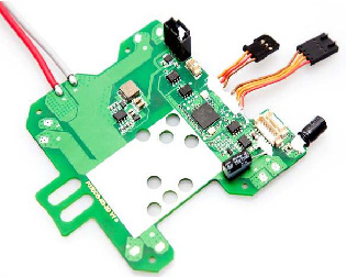 DJI PHANTOM Upgrade kit yuntai control module