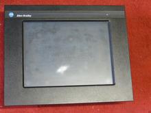 Allen Bradley 15″ flat panel monitor type: 6185-CACAAAZ (Working)
