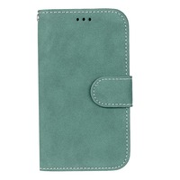 Y3 II Fundas Retro Frosted PU Leather Case For Huawei Y3 II Y3II Capa Matte Wallet Flip Cover With Card Slot Holder Phone Cases