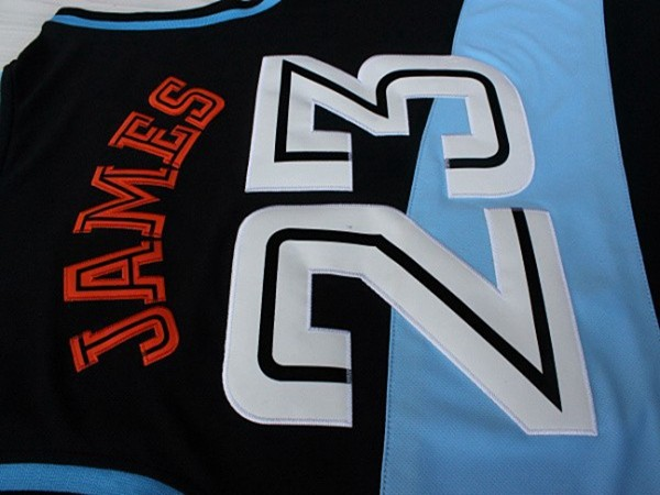 Aliexpress.com : Buy Newest Men #23 Lebron James Jersey White Blue