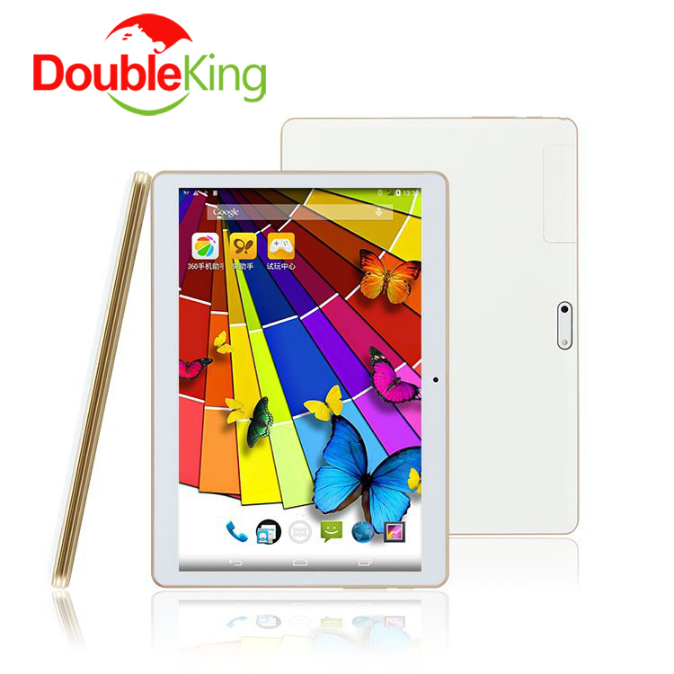 Free shipping 10 inch Quad Core 3G Tablet PC MTK6582 Android 4.4 WCDMA GPS 1GB 8GB Dual Camera WIFI Android OEM Tablet(Hong Kong)